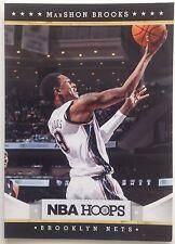 Marshon Brooks Guard Brooklyn Nets 2011-2012 # 244 Panini Original Single 9