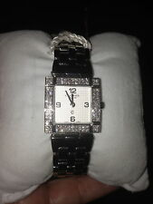 Philippe Charriol Celtic Diamond Ladies Silver Dial Stl Steel Swiss Quartz Watch
