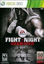 Fight Night Champion (Microsoft Xbox 360, 2011)