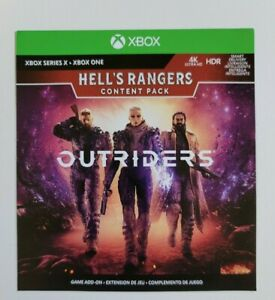 Outriders Preorder Bonus DLC