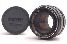 @ Ship in 24 Hours! @ Discount! @ Petri C.C Auto 55mm f1.8 MF Lens Petri-Mount