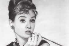 Audrey Hepburn Lienzo Arte Impresión