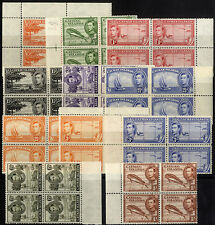 Mint Never Hinged/MNH Caymanian Stamp Blocks