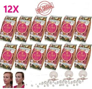 12X Arche Pearl Whitening Cream Remove Acne Dark Spot Moisture Foundation 3g