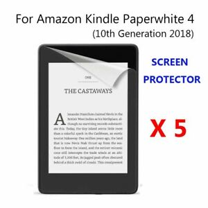 Matte Guard Screen Protector Protective Film For Kindle Paperwhite 4 2018