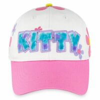 """Disney Store Authentic Girls Monsters Inc """"Kitty"""" Sully Cute Baseball Cap Hat"""