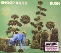SNOOP DOGG Bush CD Brand New And Sealed Collectable Blue CD Case