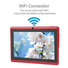 """7"""" Pollici Tablet PC Android Quad Core WIFI Bluetooth RAM 512MB ROM 8GB IPS GPS"""