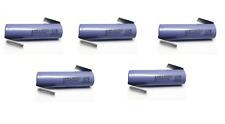 1x Piles Samsung Inr18650-29e 2900 Mah 3,7 V 3c Li-Ion 18650 Picots à Souder Z
