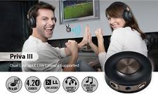 Bluetooth Headphones and transmitter Avantree HT3189, aptX TV PC Stereo AU Stock