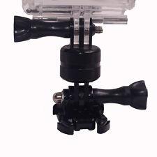 Adapter For Rotating 360 Degree Gopro SJCAM  Aluminum Swivel Pivot Holder Tripod