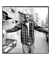 GZA from the WuTang 8.5 x 11 RAE Limited Edition photographic print by Ray Lego