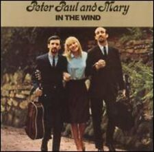 Peter, Paul and Mary - In the Wind [New CD]