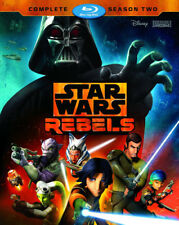 Star Wars Rebels: Complete Season Two [New Blu-ray] 3 Pack, Ac-3/Dolby Digital