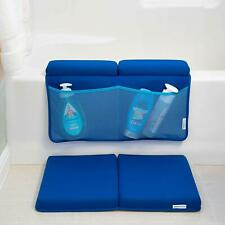 Bath Kneeler and Elbow Rest with Faucet Spout Cover (3pc) Baby Bath Kneeling