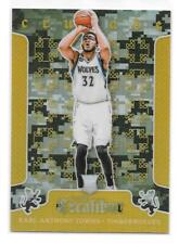 2015-16 Karl Anthony Towns Crusade CAMO PRIZMS RC #19 (T256)