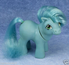 Vintage G1 My Little Pony Blue Baby Ember Mail Order Offer 1983 Year 2