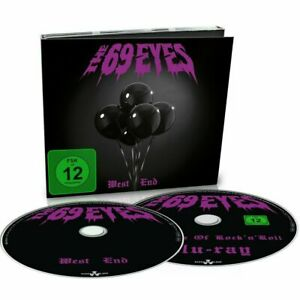 The 69 Eyes - West End (Blu-Ray+Cd) ADA UK