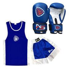 Gants bleu pour arts martiaux et sports de combat