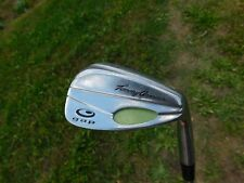 Used Right Handed Tommy Armour Gap Green 54 Degree Wedge w/ Steel Shaft