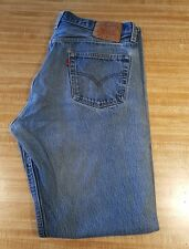 Levi 501 XX button fly jeans 38x36 (measured 34x32) Made in USA