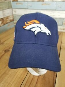 Denver Broncos NFL Hat Reebok Select Adjustable