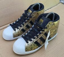 adidas black gold trainers