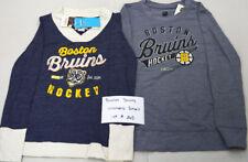 Boston Bruins Sample Apparel Lot Womens Size Small