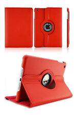 FUNDA GIRATORIA 360º TABLET APPLE IPAD 6 IPAD AIR 2 - ROJO
