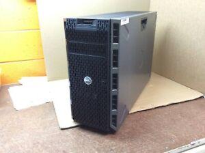 DELL Poweredge T620 192Gb RAM 2*E5-2640 M H710 RAID Controller TOWER SERVER