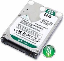 Western Digital WD 20 NPVX Drive 2.5 SATA 6GB/S 2 TB 15 mm WD 2.5""