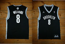 BROOKLYN NETS small Basketball Jersey Adidas NBA Jay-Z BASKETBALL SHIRT adidas
