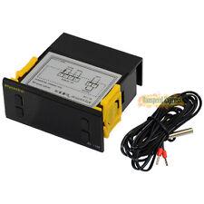 RG-110D Refrigeration 12V/10A LED Digital Temperature Controller NTC Sensor 2m