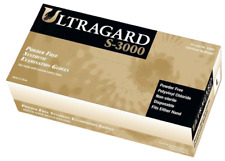 Small Size Ultragard S3000 4 Mil Vinyl Exam Stretch Powder Free Gloves