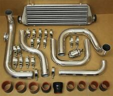 CIVIC INTEGRA DELSOL BOLT-ON TURBO CHROME FMIC INTERCOOLER PIPING COUPLER KIT BR