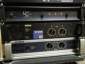 QSC MX 700 Endstufe - PA Anlage - PA Endstufe