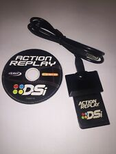 Complete Action Replay DSi for Nintendo DS Lite DSi w/ USB CD + Pokemon Codes