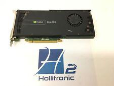 Nvidia Quadro 4000 2GB GDDR5 PCI-E Graphics Card *USED*