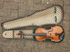 Old violin full size