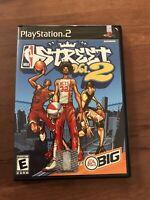 NBA Street Vol. 2 (Sony PlayStation 2, 2003) PS2