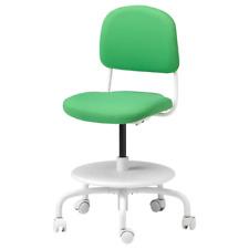 *New* VIMUND  Children's desk chair, Vissle bright green 203.202.32 *Brand IKEA*