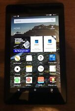 Amazon Kindle Fire 5th generation  7inch - excellent Condition With Blue Cover
