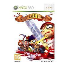 Microsoft Xbox 360 X360 Fairytale Fights Ed. Española