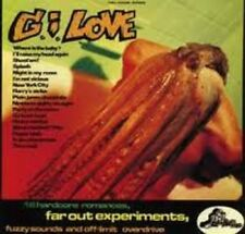 G.I. Love CD Farout exp. french hardcore NEUF SCELLE 16 songs