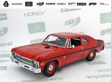 GMP 1970 Chevrolet Nova Yenko Deuce 1:18, red, brand new