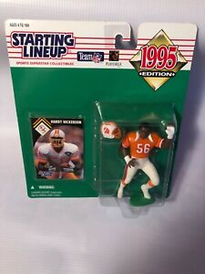 1995 Kenner Starting Lineup HARDY NICKERSON Tampa Bay Buccaneers Creamsicle