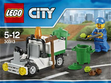 LEGO City #30313 - Garbage Truck / Camion Poubelle - Collector 2015 - NEW