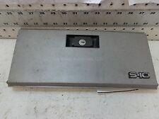 Chevy S10 Glove Box Door Silver Textured GMC S15 OEM 83 84 85