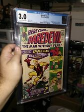 DAREDEVIL # 1 CGC 3.0 - First Appearance Daredevil, Foggy Nelson Karen Page