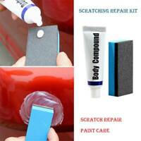 Car Remover Scratch Repair Paint Body Compound Paste Touch Up Clear Remover Tool